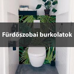 Fürdőszobai burkolatok