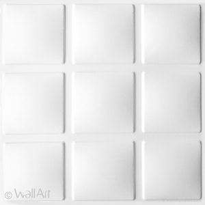 wallart cubes walland