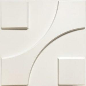 Berlin 3D PVC falpanel