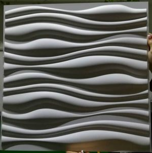 Róma 3D PVC falpanel