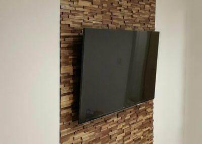 Fa tv hátfal