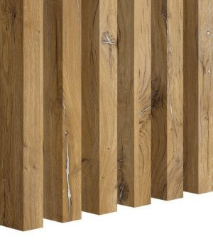 Lamella falburkolat - Honey Wood